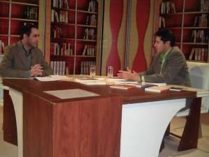 Khalid Raissuni en el programa ´Macharif´