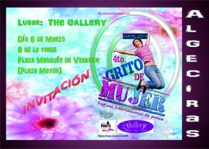 Invitación Algeciras