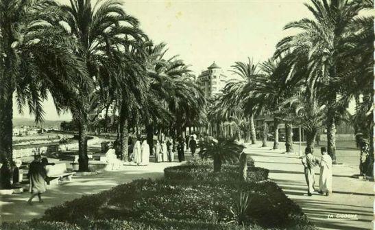 TÁNGER -antigua Avda de España