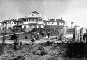 hotel cristina antiguo