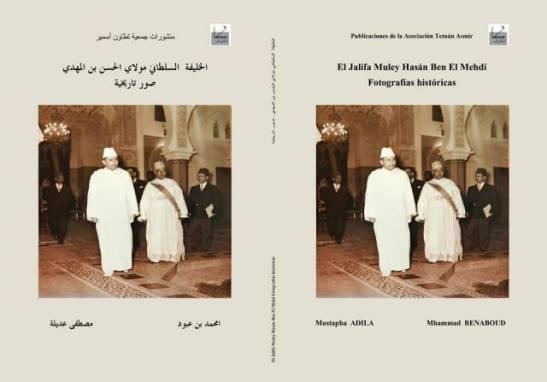 La portada del libro recién publicado
