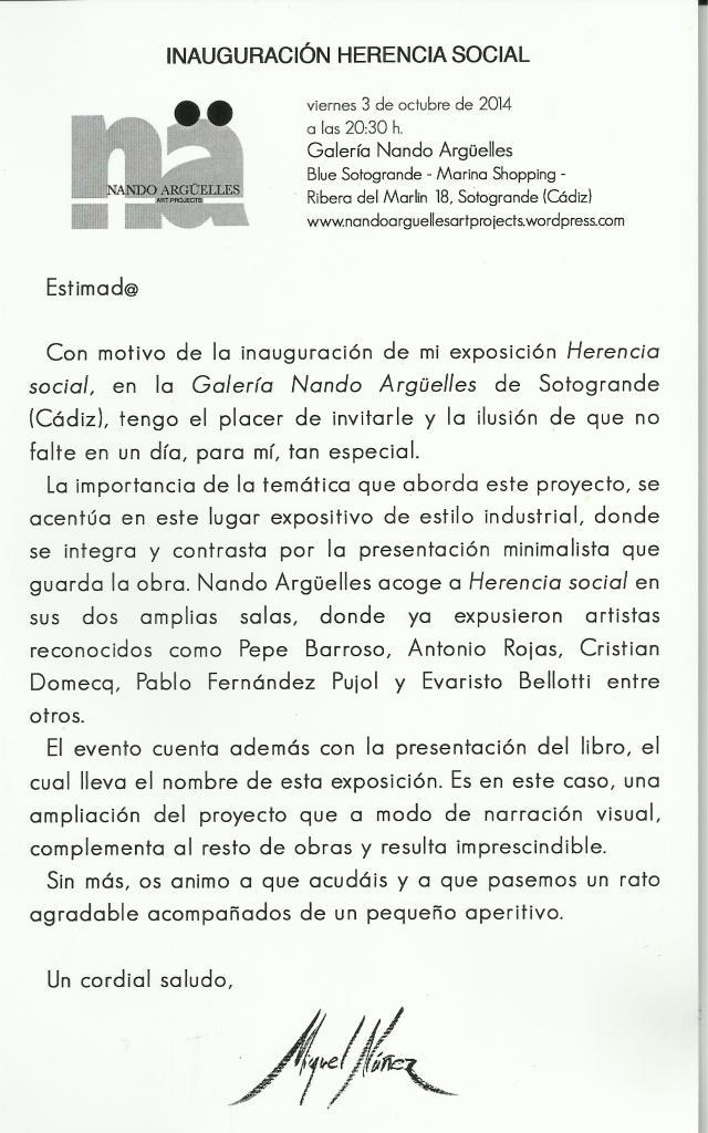 HERENCIA SOCIAL
