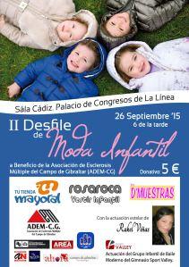 CARTEL DESFILE MODA INFANTIL 26-09-2015 REDUCIDO