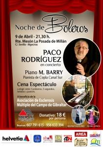 CARTEL NOCHE DE BOLEROS 09-04-2016