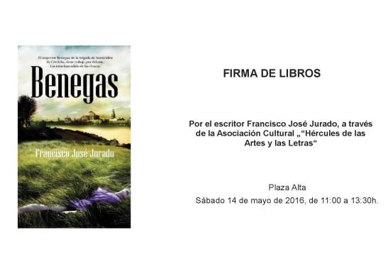 FIRMA DE LIBROS JURADO