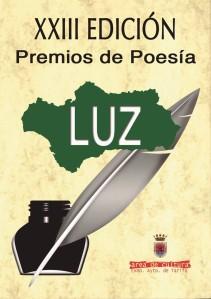Premio Poesía Luz 2016