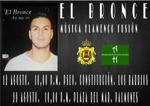 CARTEL EL BRONCE