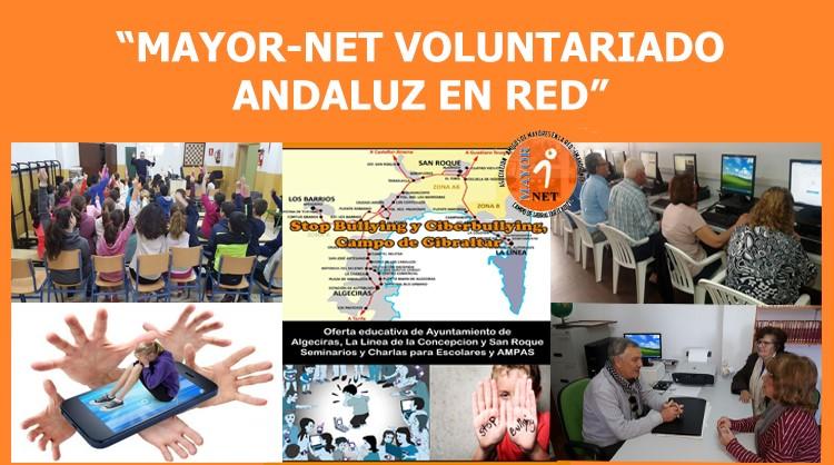thumbnail_mayornet voluntariado andaluz en red cartel